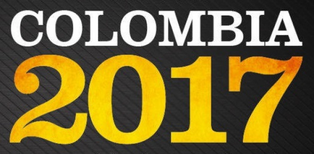 Colombia 2017 : Rankings